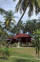 Asie/Malaisie/Penang: Maison malaise