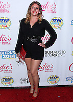 BEVERLY HILLS, CA, USA - AUGUST 09: Stacy Rosch at the DigiTour and Candie's Official Teen Choice Awards 2014 Pre-Party held at The Gibson Showroom on August 9, 2014 in Beverly Hills, California, United States. (Photo by Xavier Collin/Celebrity Monitor)