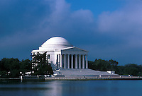 The Jefferson Memorial, Washington, DC, Presidents, monument government, America, 07-3030. Washington District of Columbia United States Jefferson Memorial.