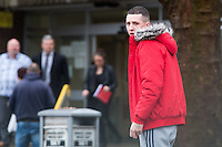 COPY BY TOM BEDFORD<br /> Pictured: Adam Jones<br /> Re: Ten men on trial at Merthyr Crown Court are facing jail for turning a travellers camp built with a £3m grant from the Welsh Government into a giant cannabis plantation.<br /> Half of the 24 caravans at their newly-renovated gypsy camp in Merthyr Tydfil were used as cover for a sophisticated drugs-growing operation worth up to £340,000 a year, a court heard.<br /> Their Glynmill Gypsy and Traveller Site had been given a £3m grant of public money for improvements including community hall, toilet blocks and landscaping.<br /> Andrew Jakes, 36, Adam Jones, 23, Barry Jones, 34, Brinnie Mochan, 18, Peter Gilheaney, 18, Steven Francis Gilheaney, 33, Martin Gilheaney, 27, and Peter Patrick Gilheaney, 27, all of Glynmill Caravan Site, admitted conspiracy to produce cannabis and cannabis production.<br /> Another two – Edward Probert, 27, of Pontypool, and William Henry Williams, 20, of Merthyr Tydfil – also pleaded guilty to the same charges.