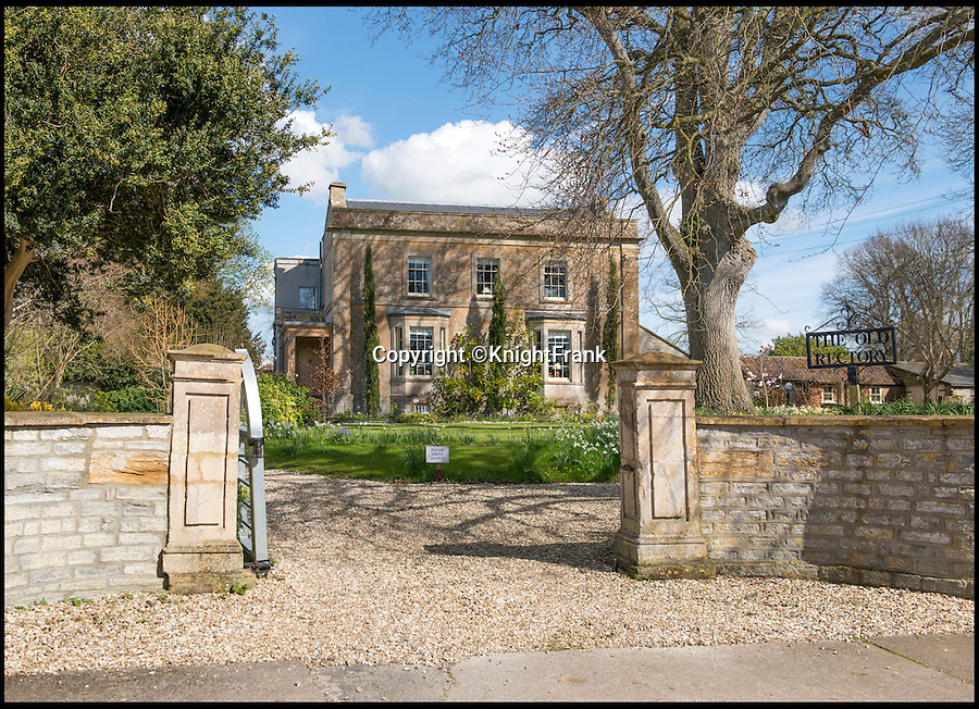 BNPS.co.uk (01202 558833)<br /> Pic: KnightFrank/BNPS<br /> <br /> It's not quite Wolf Hall - but fans of the Bafta-winning 16th century period drama can get their hands on notorious cleric Cardinal Wolsey's old house after it was put up for sale.<br /> <br /> Henry VIII's right hand man lived at the Old Rectory during his time as a parish priest in Limington, a tiny village near Yeovil in Somerset, prior to his meteoric rise to power and subsequent demise.<br /> <br /> Wolsey was rector at St Mary's Church until 1509 when Henry VIII ascended the throne and appointed him to the privy council, the king's most trusted advisers.<br /> <br /> The Old Rectory is for sale with Knight Frank estate agents for £1.5m.