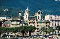 Resort. St Margarita Riviera Italy Europe.