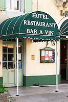 hotel-restaurant la mere germaine chateauneuf du pape rhone france