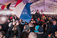 party tent athmosphere at 2pm<br /> <br /> Women Elite Race<br /> UCI CX Worlds 2018<br /> Valkenburg - The Netherlands