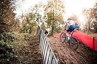 Daniel Barnes (GBR)<br /> <br /> UEC Cyclocross European Championships 2020 - 's-Hertogenbosch (NED)<br /> <br /> U23 MEN<br /> <br /> ©kramon