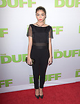 Sarah Hyland attends The CBS Films Los Angeles fan screening of THE DUFF held at The TCL Chinese 6 Theater  in Hollywood, California on February 12,2015                                                                               © 2015 Hollywood Press Agency
