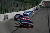 #20: Erik Jones, Joe Gibbs Racing, Toyota Camry DeWalt, #11: Denny Hamlin, Joe Gibbs Racing, Toyota Camry FedEx Express