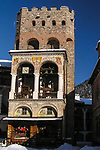 Khrelyo's Tower, Rila Monastery