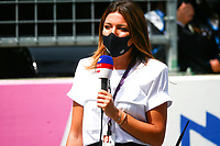 Federica Masolin SKY Italia journalist; Formula 1 World championship 2021, Styrian GP 2021, Race 27June 2021<br /> Photo Federico Basile / Insidefoto