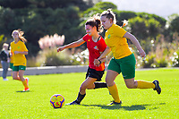 190428 Capital Women's Division Two Football - Stop Out v Victoria University