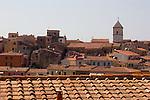Capoliveri, Italian hill towns, Elba; Province of Livorno; Mediterranean Sea; Tyrrhenian Sea; Tuscan archipelago, Italy; West coast of Italy, Italian Coast, Tuscan coast,
