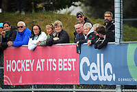 Coaches watch the Sentinel Homes Trans Tasman Series hockey match between the New Zealand Black Sticks Women and the Australian Hockeyroos at Massey University Hockey Turf in Palmerston North, New Zealand on Sunday, 30 May 2021. Photo: Dave Lintott / lintottphoto.co.nz