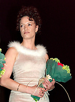 Montreal, August 25th, 2000<br /> <br /> Jury member and New Zealand actress - director Rena Owen pose for photrographers at the opening night of the 24th World Film Festival in Montreal, Canada.<br /> <br /> She won the best actress award at the 1994 World Film Festival for her performance in  Lee Tamahori's `` Once Were Warriors ``. She recently completed a role in George Lucas'   `` Star Wars :  episode II `` to be released in 2002.<br /> Photo by Pierre Roussel / Images Distribution