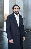 January 19 2018, PARIS FRANCE The Cerruti 1881 Show at the Fashion week<br /> Spring Summer 2018 at Palais Tokyo Paris.<br /> Actor Numan Acar is present.