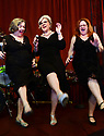 The Pfister Sisters, Holley Bendtsen, Karen Stoehr and Yvette Voelker, celebrate 40 years of performing traditional jazz, 2019