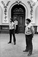 1984 FILE PHOTO - ARCHIVES -<br /> <br /> Quebec - National Assembly<br /> <br /> 1984<br /> <br /> PHOTO : Boris Spremo - Toronto Star Archives - AQP