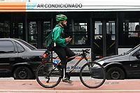 03.06.2019 - Acidentes de trânsito caem 38% por ano onde foram implantadas ciclovias em SP