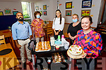 Opening their new dining room in Aperee Living in Tralee on Thursday. Front right: Cecila McGary (Manager, Director of Nursing). Back l to r: Abhi Nair (Assisant Director of Nursing), Ciara Finucane (Administrator Assistant), Noreen Noonan (Chef) and Mary Lawlor.