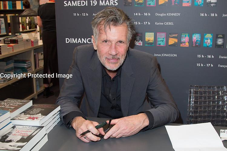 MICHAEL CUNNINGHAM - LIVRE PARIS - SALON DU LIVRE 2016