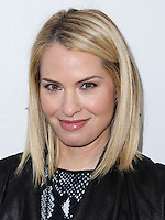 LOS ANGELES, CA, USA - APRIL 27: Leslie Grossman at the Milk + Bookies 5th Annual Story Time Celebration held at the Skirball Cultural Center on April 27, 2014 in Los Angeles, California, United States. (Photo by Xavier Collin/Celebrity Monitor)