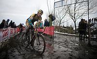 Bart Wellens (BEL/Telenet-Fidea)<br /> <br /> Azencross Loenhout 2014