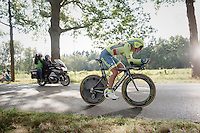 Maceij Bodnar (POL/Tinkoff)<br /> <br /> 12th Eneco Tour 2016 (UCI World Tour)<br /> stage 2: Breda-Breda iTT (9.6km)
