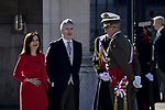 Fernando Grande-Marlaska and Margarita Robles attends to Pascua Militar at Royal Palace in Madrid, Spain. January 06, 2019. (ALTERPHOTOS/Pool)