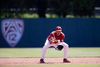Stanford Baseball v UCLA, April 10, 2021
