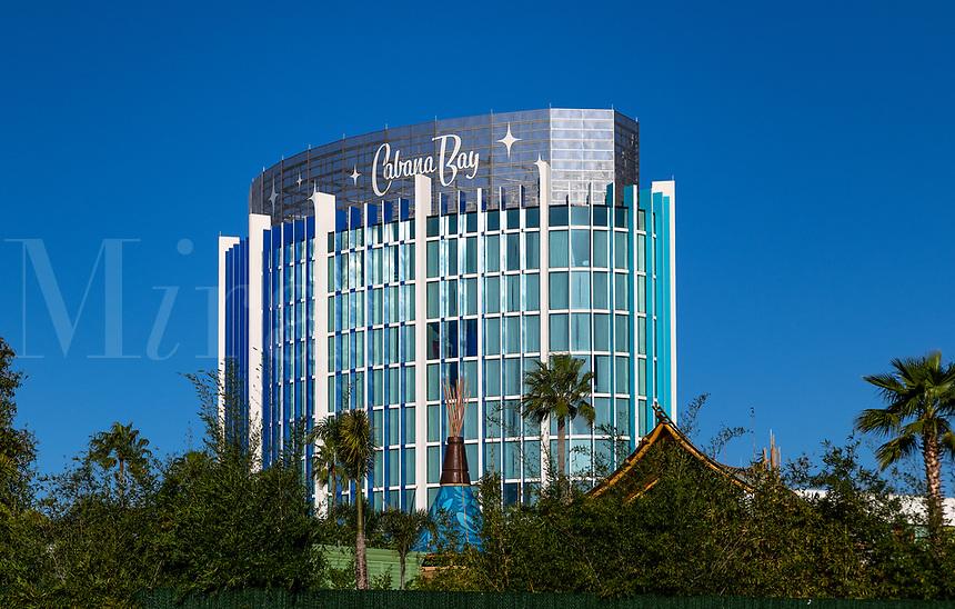 Universal's Cabana Bay Beach Resort Hotel, Orlando, Florida, USA.