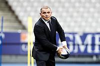 31st October 2020; Stade de France, Paris, France; Six Nations Rugby International, France versus Ireland;  Raphael Ibanez ( manager general France ) during pre-game warm-up