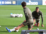 Atletico de Madrid's Renan Lodi during training session. September 18,2020.(ALTERPHOTOS/Atletico de Madrid/Pool)