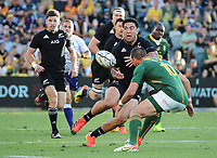 25th September 2021; Townsville, Gold Coast, Australia;  Codie Taylor.<br /> All Blacks versus Springboks. The Rugby Championship. 100th Rugby Union test match between New Zealand and South Africa.