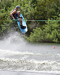 September 13, 2014:  Scenes from the WWA Wakeboard World Championships at Mills Pond Park in Fort Lauderdale, FL.  Men's  Professional Wakeboarder Ian Cole USA. Liz Lamont/ESW/CSM