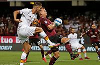 Lorenzo Pellegrini of AS Roma 29th August 2021;  Estadio Arechi, Salerno, Campania, Italy;  Serie A Football league, Salernitana versus Roma;