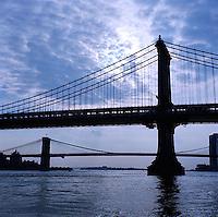 Manhattan & Brooklyn Bridges<br />