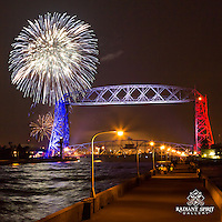 """""""Independence Day Celebrations"""" ~ Duluth is a beautiful, patriotic setting for Independence celebrations."""