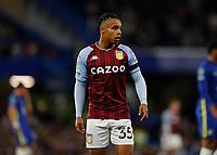 22nd September 2021; Stamford Bridge, Chelsea, London, England; EFL Cup football, Chelsea versus Aston Villa; Cameron Archer of Aston Villa