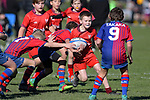 NELSON, NEW ZEALAND - JULY 25: Junior Rugby at Greenmeadows, Nelson, 25th July, New Zealand. (Photos by Barry Whitnall/Shuttersport Limited)