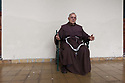 """Domìniga 17 de abrile de su 2011. San Salvador de Ujujui (Argentina) <br /> Prade Antonio Scanu, frantziscanu nàs- chidu in Masuddas, est abbarradu pro meda tempus in missione in su chirru prus a nord de s'Argentina e in Bolìvia. Inoghe est fotografadu in intro de su Cumbentu a faca de sa Crèsia dedicada a Santu Frantziscu in San Salvador de Ujujui. Su ditzu suo est: """"Est petzi amore!"""".<br />  <br /> Domenica 17 aprile 2011 San Salvador de Ujujui (Argentina) <br /> Frate Antonio Scanu, francescano nato a Masullas, è stato al lungo in missione nell'estremo nord argentino e in Bolivia. Qui è ritratto all'interno del monastero adiacente alla chiesa dedicata a San Francesco a San Salvador de Ujujui. Il suo motto: """"E' solo amore!"""" <br /> <br /> Sunday 17th April 2011 San Salvador de Ujujui (Argentina) <br /> Friar Antonio Scanu, Franciscan born in Masullas, has long been on a mission in the extreme north of Argentina and Bolivia. Here he is portrayed inside the monastery adjacent to the church dedicated to Saint Francis and San Salvador of Ujujui. His motto: """"It's only love!"""""""