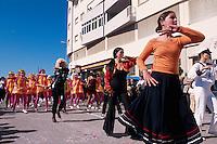 Spanien, Balearen, Ibiza, Karneval in Eivissa