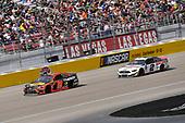 #19: Martin Truex Jr., Joe Gibbs Racing, Toyota Camry Bass Pro Shops and #2: Brad Keselowski, Team Penske, Ford Mustang Discount Tire