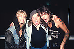 SAM KINISON with Tommy Lee of Motley Crue and Heather Locklear 1987