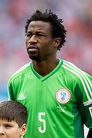 Efe Ambrose of Nigeria
