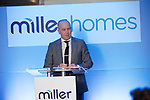 Pix: Shaun Flannery/shaunflanneryphotography.com<br /> <br /> COPYRIGHT PICTURE>>SHAUN FLANNERY>01302-570814>>07778315553>><br /> <br /> 22nd February 2017<br /> Miller Homes<br /> Employees Roadshow 2017<br /> Waterton Park Hotel, Crofton, Wakefield<br /> <br /> Gary McDonald