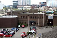 HMP Cardiff Prison, Wales, UK.
