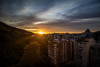 19/06/2020 - AMANHECER NO RIO DE JANEIRO