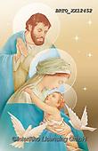 Alfredo, HOLY FAMILIES, HEILIGE FAMILIE, SAGRADA FAMÍLIA, paintings+++++,BRTOXX12452,#xr#