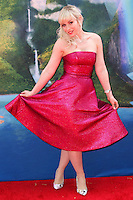 """BURBANK, CA, USA - MARCH 22: Natasha Bedingfield at the Los Angeles Premiere of DisneyToon Studios' """"The Pirate Fairy"""" held at Walt Disney Studios on March 22, 2014 in Burbank, California, United States. (Photo by Xavier Collin/Celebrity Monitor)"""