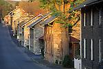 Cornwall Village, company houses, Lebanon County, PA