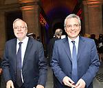ANDREA RICCARDI E MARCO IMPAGLIAZZO<br /> RICEVIMENTO 14 LUGLIO 2021 AMBASCIATA DI FRANCIA<br /> PALAZZO FARNESE ROMA